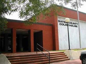 Departments & Agencies - Gates County